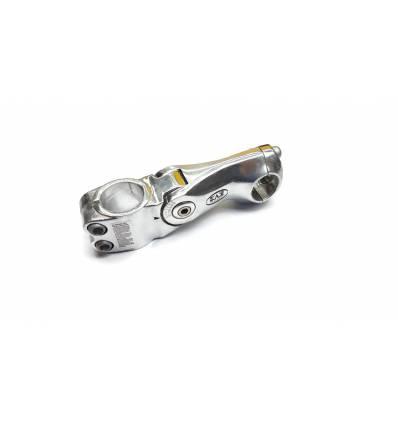 Wspornik kierownicy AHEAD 1.1/8'' 28,6 mm regulowany kąt ALU
