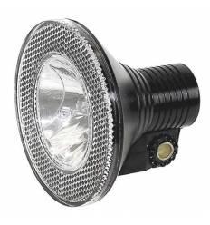 Lampa Przód halogen na standardowe dynamo