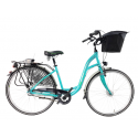 Rower miejski Majdller Motta 8.3 // 28'' prądnica, Nexus 3