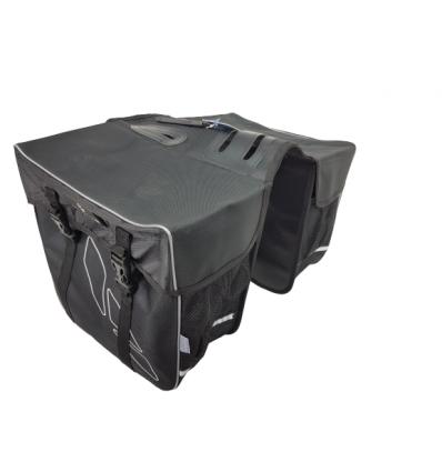 Torba, sakwa rowerowa na bagażnik 30L, wzmacniany materiał