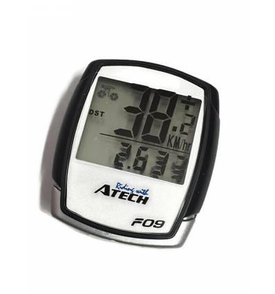 Licznik rowerowy Atech 9 funkcji