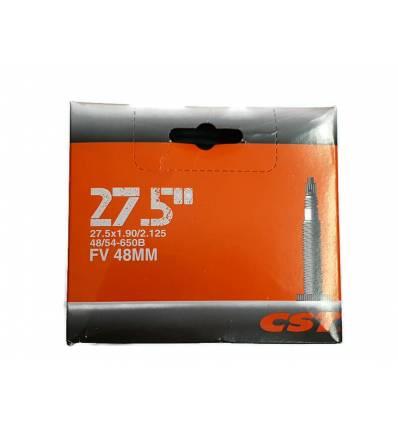 Dętka rowerowa CST 27.5 x 1.90 - 2.125 FV48 mm