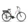 Barton Abel - rower elektryczny 14 Ah, 518 Wh biały